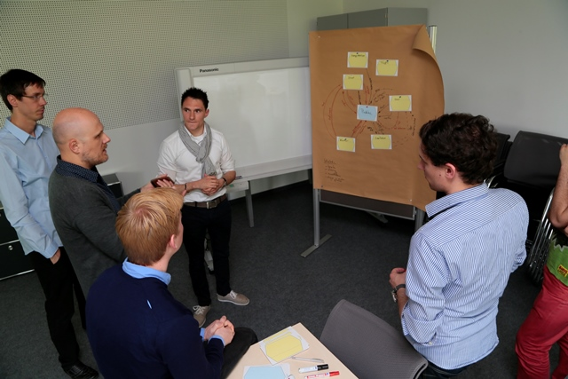 Modeling a pedelec: MBSE workshop in Paderborn