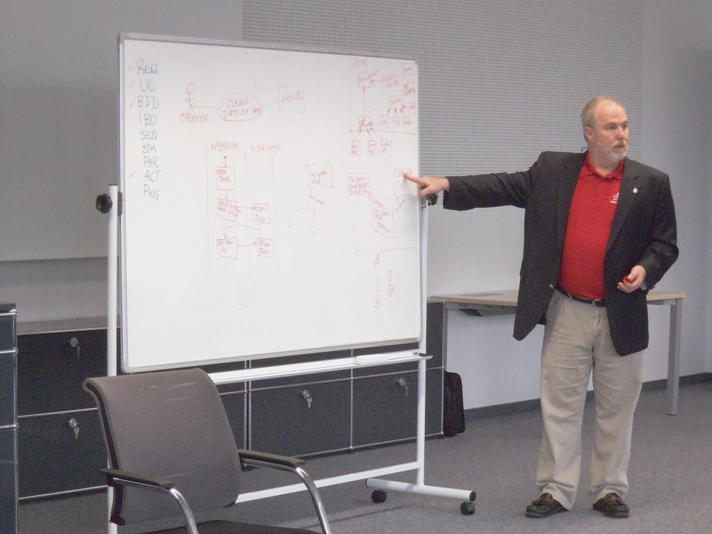 Prof. Rob Cloutier